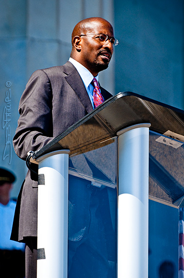 Van Jones, Former White House Adviser for Green Jobs
