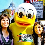 """""""No Lame Duck"""" Rally"""